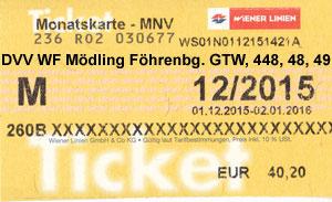 1 Euro WF Mödling+ Wien West